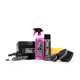 MUC OFF Pit Kit 8-In-One Reinigungs Kit